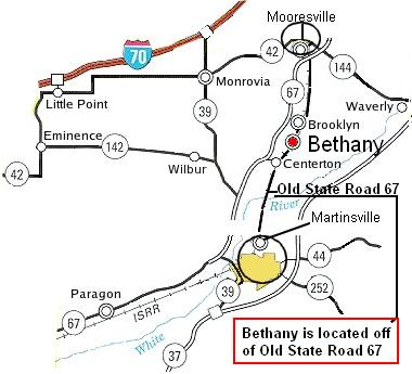 Where Is Bethany?